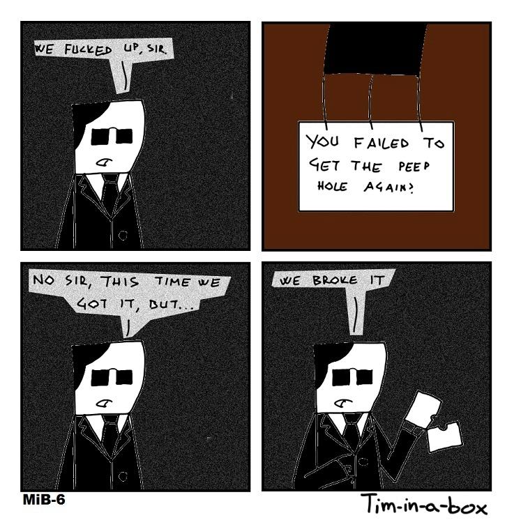 Men in Black 6