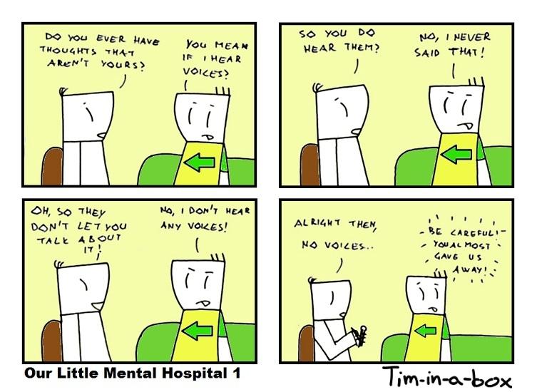 Our Little Mental Hospital 1