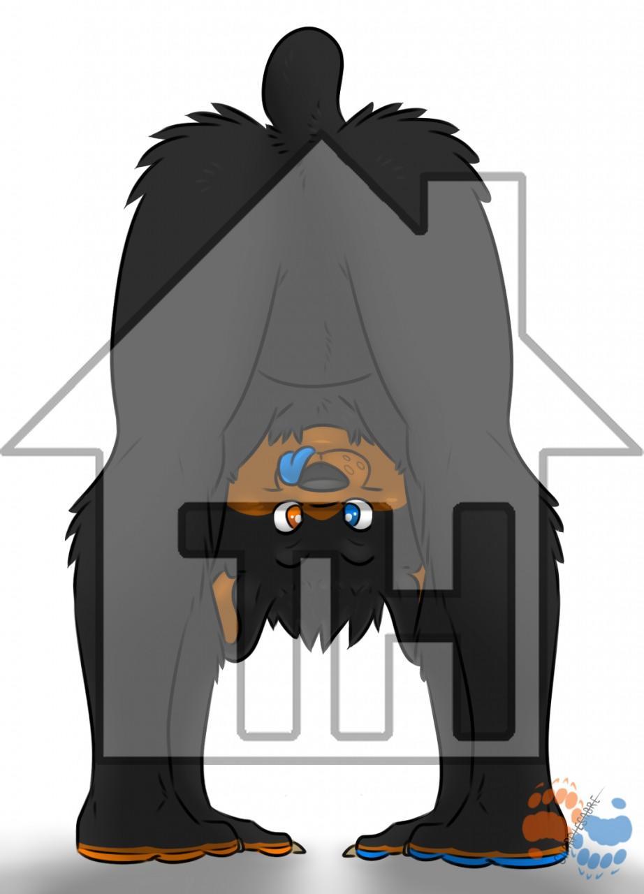 Yamato Black Bearanthro On Toyhouse
